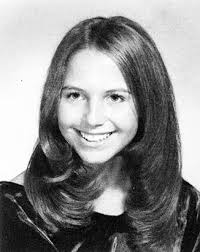 Katie Couric as she looked in 1975